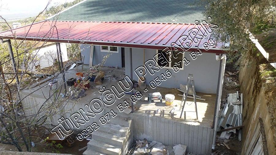 Ahmet EKİNCİLER Prefabrik Ev