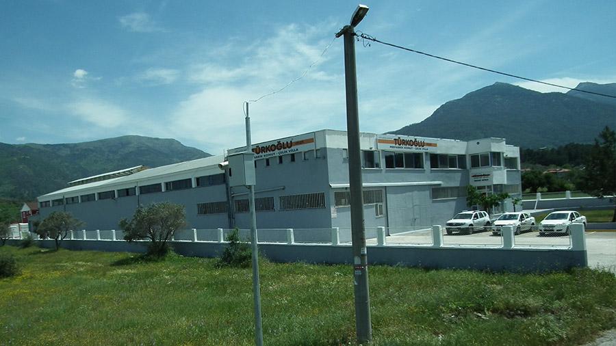 Fabrikadan Görüntüler