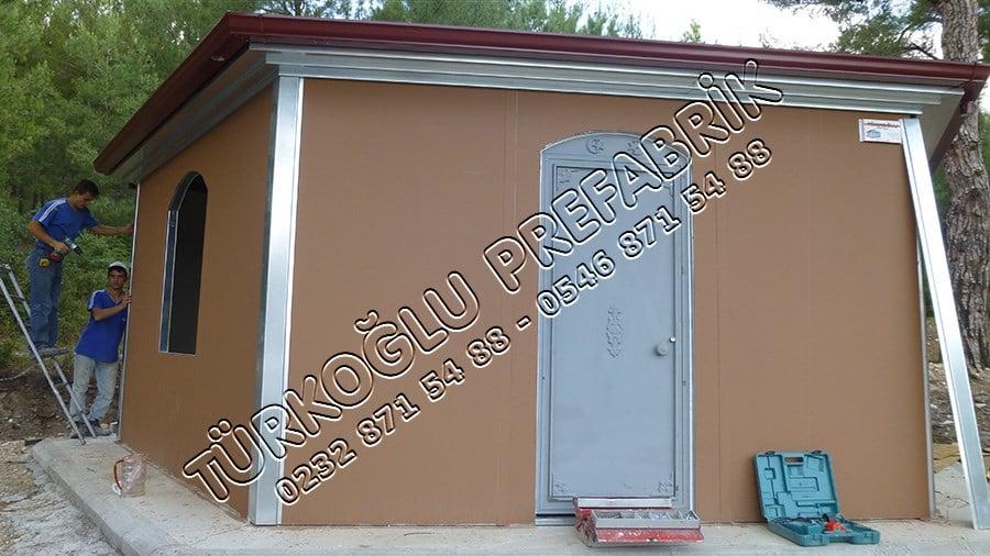 Kemalpaşa Belediyesi Mescit Binası