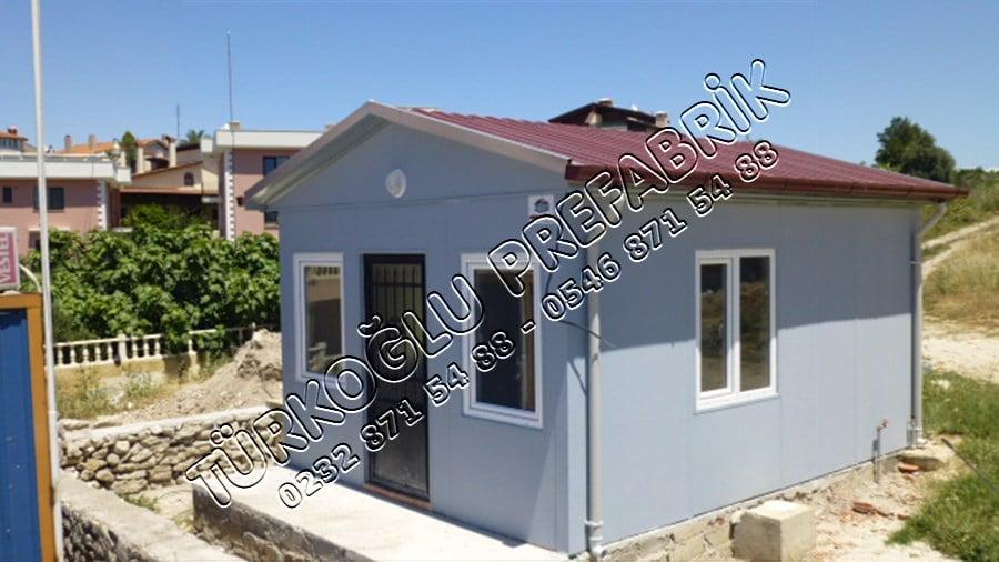 Urla Belediyesi Prefabrik Muhtarlık