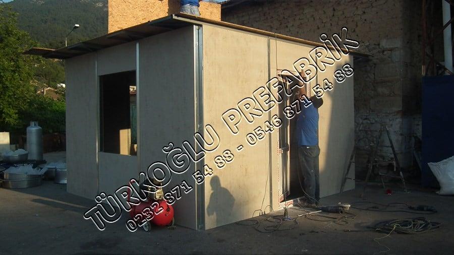 Yukarıkızılca Prefabrik Aşevi