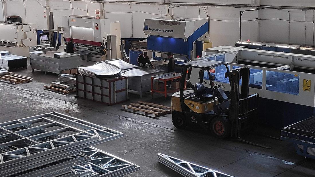 Fabrikamızdan Görüntüler