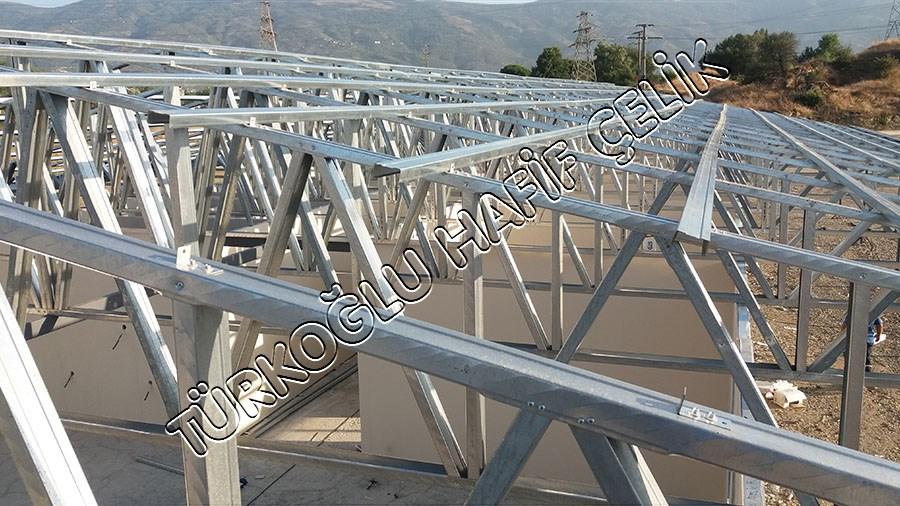 Hafif Çelik Çatı Sistemi