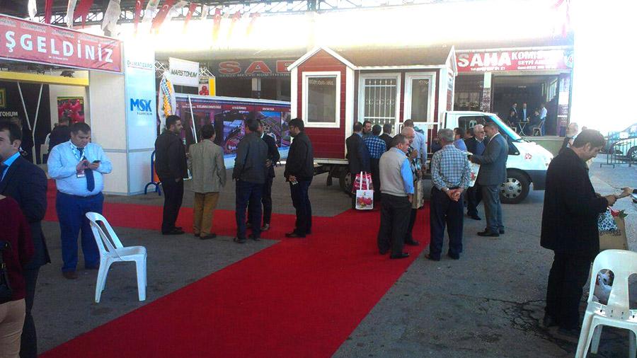 3 uncu Doma Expo Antalya Tarım Fuarı