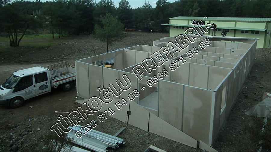 Afc Fethiye Prefabrik İşyeri