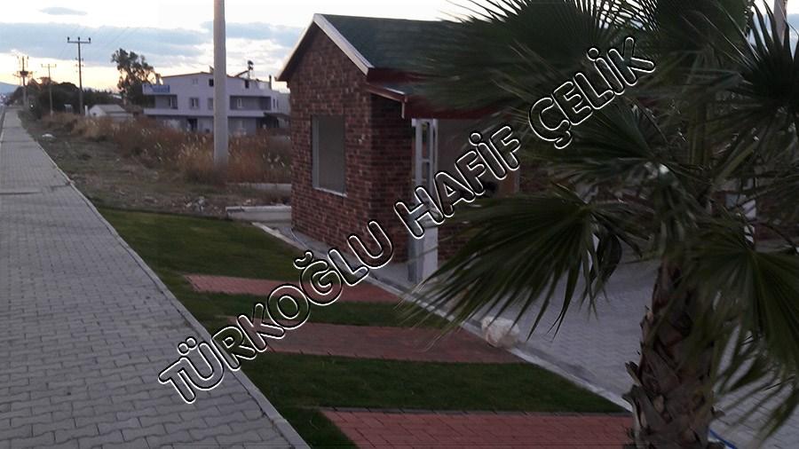 Ahmet Tüfekçi - Hafif Çelik Ofis