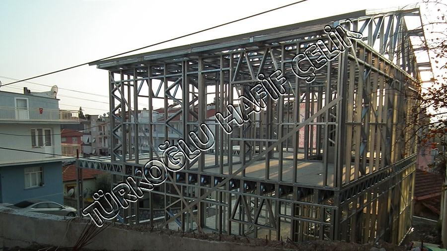 Ata Prefabrik Çelik Ev 2