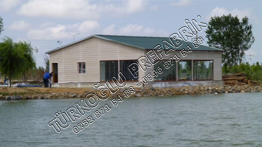 Çorlu Belediyesi Göl Evi