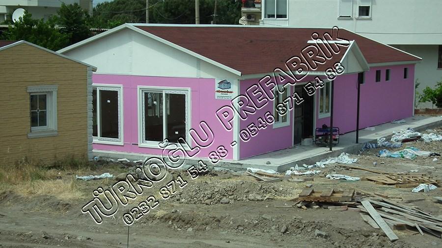Dikili Belediyesi Kadın Dayanışma Merkez Binası Çocuk Hakları Binası