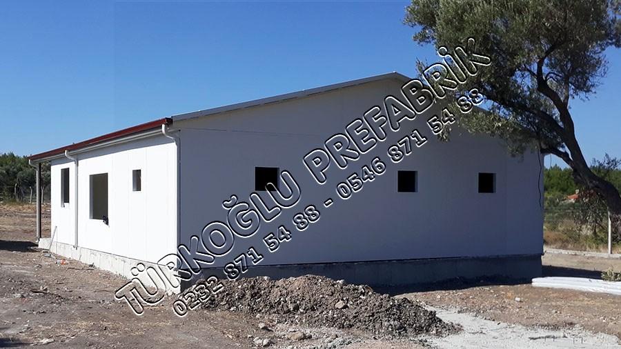 DR.Zekai Altın Prefabrik Ofis