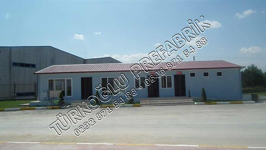 Erbaa Belediyesi Ofis Binası