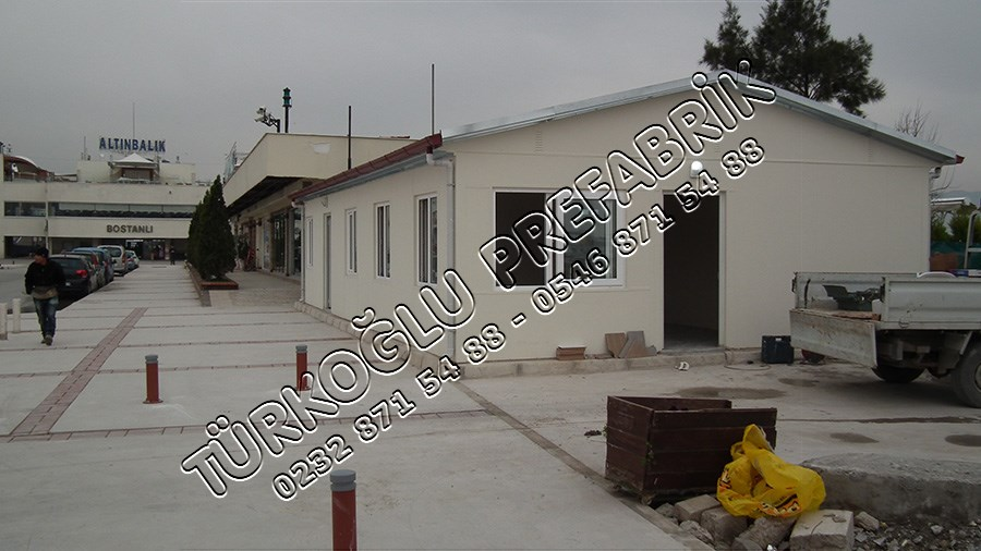 Eshot Genel Müdürlüğü Ofis Binası