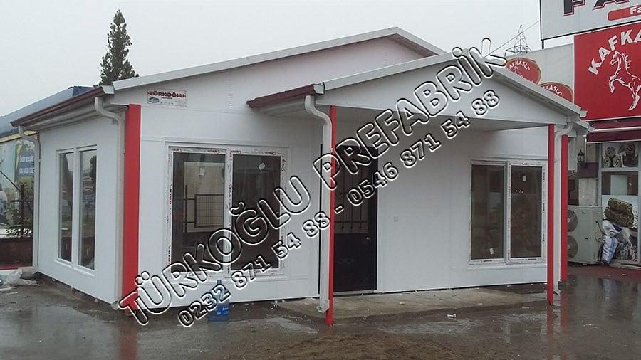 Prefabrik Ofis Bursa