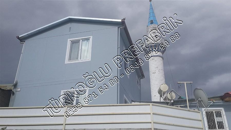 Kızılcasöğüt Merkez Cami Lojmanı