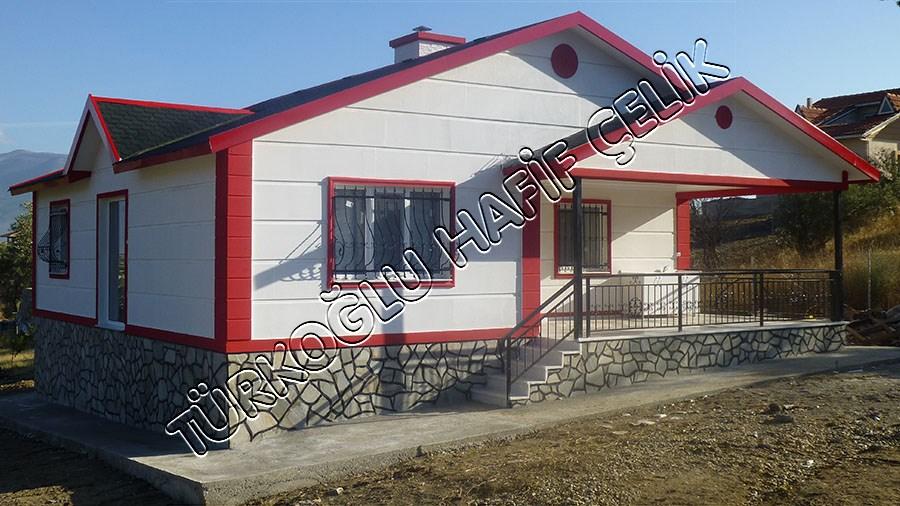 Mehmet Demirtaş Hafif Çelik Ev