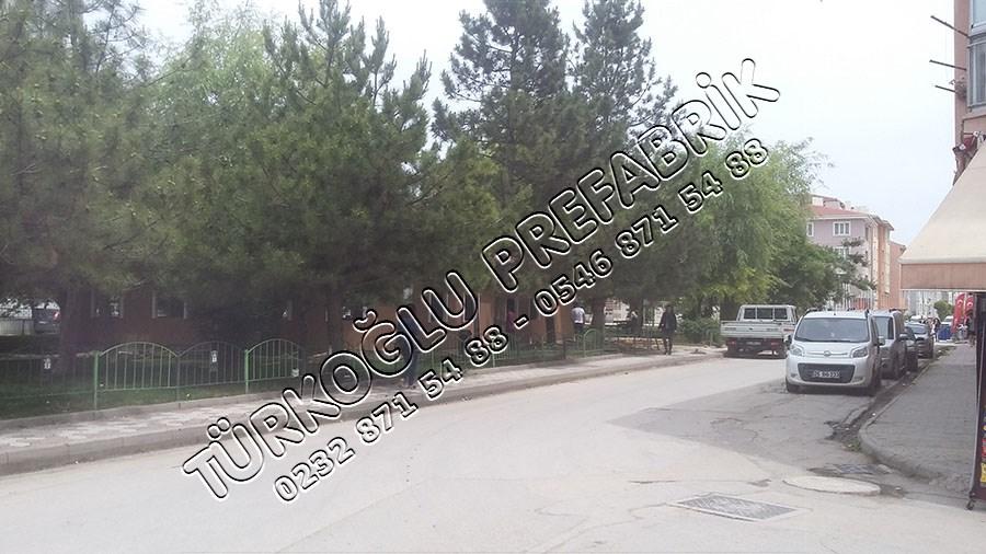 Prefabrik Eskişehir Kafeterya