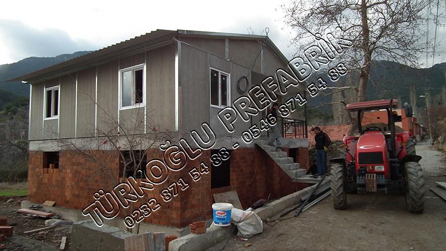 Rüştü Önder Prefabrik Ev