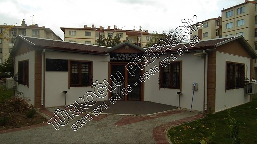 Tepebaşı Belediyesi Eskişehir Kafeterya