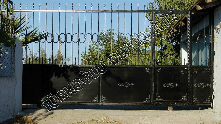 Bahçe Giriş Kapıları