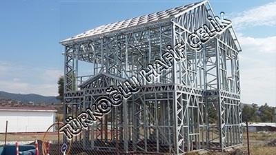 Çelik konstrüksiyon ev fiyatlari