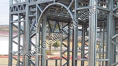 çelik konstrüksiyon nedir