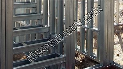 çelik konstrüksiyon villa