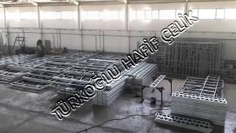 Hafif Çelik Duvar Sistemi