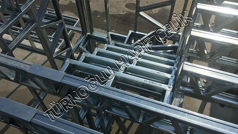 Hafif Çelik Fabrikasi Çelik Serit