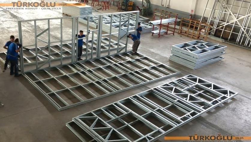 Hafif Çelik Üretiimi